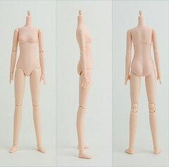 25cmオビツボディ 女性 バストサイズS ナチュラル マグネット付き[オビツ製作所]《発売済・在庫...