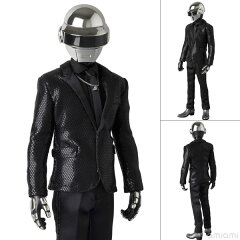 リアルアクションヒーローズ No.680 RAH DAFT PUNK(Random Access Memories Ver.) GUY-MANUEL...