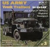 米軍トラック トラクター(書籍)[WWP]《在庫切れ》