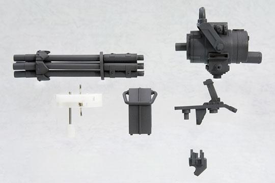 プラモデル・模型, ロボット M.S.G MW20R