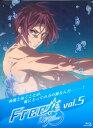 BD Free!-Eternal Summer- 5 (Blu-ray Disc)[京都アニメーション・岩鳶高校水泳部ES]《取り寄せ※暫定》