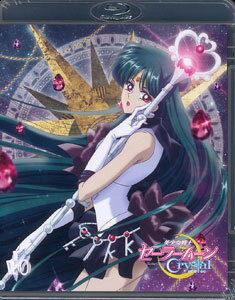 BD アニメ「美少女戦士セーラームーンCrystal」 10 Blu-ray 通常版[キングレコード]《取り寄せ※暫定》
