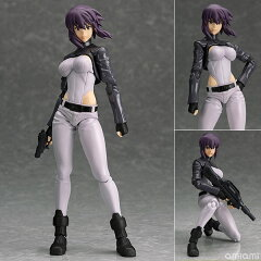 figma 攻殻機動隊 STAND ALONE COMPLEX 草薙素子 S.A.C.ver.[マックスファクトリー]《12月予約》