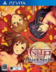 PS Vita 大江戸 BlackSmith[日本一ソフトウェア]《11月予約》