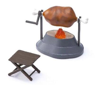 モンスターハンター4G 肉焼きタイマー Ver.2 カフェレオ流通限定 椅子付きVer.[ヴェルテクス]...