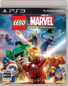 PS3 LEGO(R)マーベル スーパー・ヒーローズ ザ・ゲーム[ワーナーエンターテイメント …