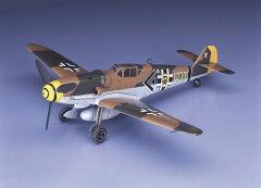 クリエイターワークス 1/48 「わが青春のアルカディア」メッサーシュミット Bf109G-6 プラモデ...