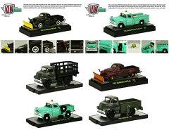 1/64 scale Auto-Trucks Release 28 6個入りアソート[M2 Machines]《11月仮予約》