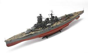 1/350 アイアンクラッド<鋼鉄艦> 日本海軍戦艦金剛リテイク プラモデル[アオシマ]《取り寄せ...