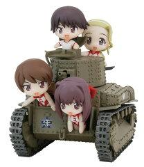 ぺあどっと ガールズ&パンツァー 八九式中戦車甲型 エンディングVer.[ピットロード]《11月予約》
