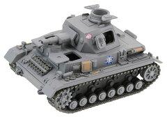 ぺあどっと ガールズ&パンツァー IV号戦車D型 エンディングVer. プラモデル[ピットロード]《11...