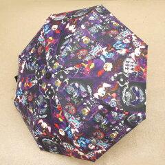 劇場版魔法少女まどか☆マギカ 折りたたみ傘 魔女柄[ACG]《10月予約》