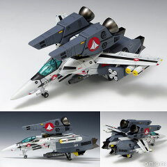 超時空要塞マクロス 1/100 VF-1S スーパーバルキリー ファイター ロイ・フォッカー機 プラモデ...