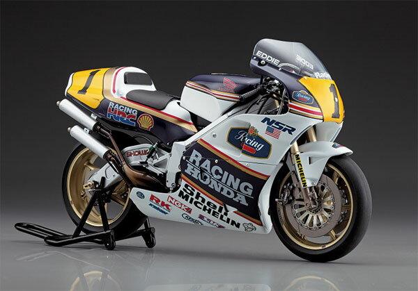 車・バイク, その他 112 Honda NSR5001989 WGP500 08