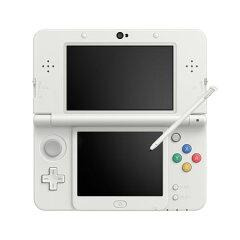 Newニンテンドー3DS 本体 ホワイト[任天堂]【送料無料】《発売済・在庫品》
