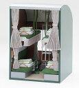 部品模型シリーズ 1/12 内装模型 24系25形トワイライトエクスプレスB寝台[トミーテック]《発売済・在庫品》