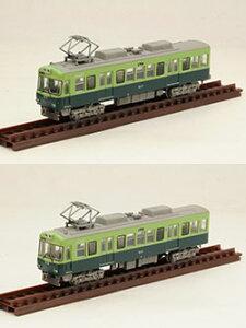 鉄道コレクション 京阪電車大津線600形4次車 2両セット[トミーテック]《02月予約》