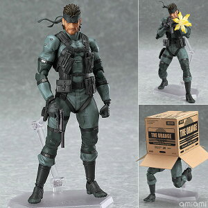 figma METAL GEAR SOLID2: SONS OF LIBERTY ソリッド・スネーク MGS2 ver.[マックスファクトリ...