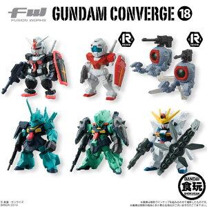 FW GUNDAM CONVERGE 18 10個入りBOX(食玩)[バンダイ]《発売済・在庫品》