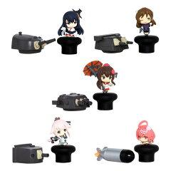 艦隊これくしょん -艦これ- イヤフォンジャックフィギュア 其ノ弐 5個入りBOX[メディアファクト...