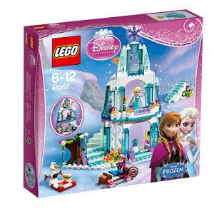 レゴ ディズニー・プリンセス 41062 エルサのアイスキャッスル[レゴジャパン]《02月仮予約》