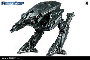 RoboCop ED-209(ロボコップ ED-209) 可動フィギュア[スリー・ゼロ]【送料…