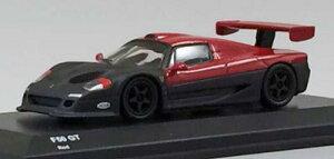 京商オリジナル 1/64 フェラーリ F50GT(レッド/マットブラック)[京商]《02月仮予約》