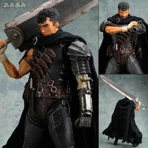 リアルアクションヒーローズ No.704 RAH ベルセルク ガッツ 黒い剣士Ver.[メディ…