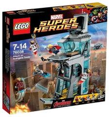 レゴ スーパー・ヒーローズ 76038 アベンジャーズタワーの攻撃[レゴジャパン]《在庫切れ》
