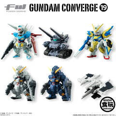 FW GUNDAM CONVERGE 19 10個入りBOX(食玩)[バンダイ]《06月予約》