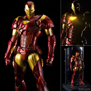 RE:EDIT IRON MAN #02 Extremis Armor[千値練]《発売済・在庫品》