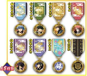 銀魂○ デコレーションメダル 8個入りBOX[エンスカイ]《05月予約》