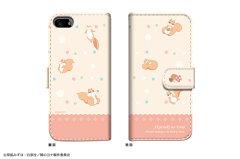 暁のヨナ ダイアリースマホケース for iPhone5/5s プッキュー[カナリア]《03月予約》