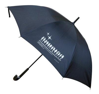 劇場版「THE IDOLM@STER MOVIE 輝きの向こう側へ!」耐風傘(黒色/65cm)[あみあみ]《04月予約》