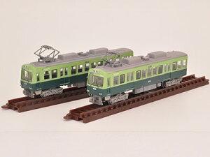 鉄道コレクション 京阪電車大津線600形1次車2両セット[トミーテック]《07月予約》