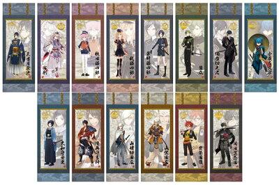 刀剣乱舞-ONLINE- トレーディング短冊ポスター 部隊一 8個入りBOX[ホビーストック]《発売済・在...