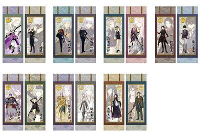 刀剣乱舞-ONLINE- トレーディング短冊ポスター 部隊弐 8個入りBOX[ホビーストック]《06月予約》
