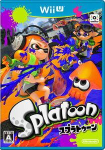 Wii U Splatoon(スプラトゥーン)[任天堂]【送料無料】《発売済・在庫品》