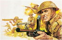 1/32 WW.II イギリス歩兵 プラモデル[ドイツレベル]《取り寄せ※暫定》