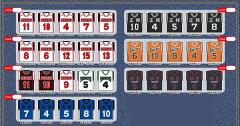 黒子のバスケ ユニフォーム・コレクション side:A 7個入りBOX[エンスカイ]《06月予約》