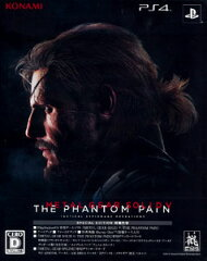 PS4 METAL GEAR SOLID V: THE PHANTOM PAIN SPECIAL EDITION[コナミ]【送料無料】《09月予約》