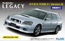 1/24 インチアップシリーズ No.077 スバル レガシィ ツーリングワゴン GT-B E-tuneII / Version B プラモデル[フジミ模型]《取り寄せ※暫定》