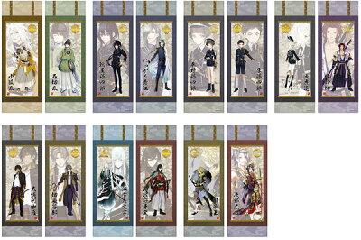 刀剣乱舞-ONLINE- トレーディング短冊ポスター 部隊参 8個入りBOX[ホビーストック]《07月予約》