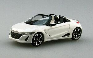 1/43 HOT Honda S660 Tokyo Motor Show 2013 【RESIN】 Pearl White[EBBRO(エブロ)]《未定月予約》