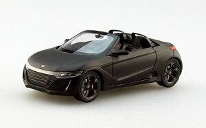 1/43 HOT Honda S660 Tokyo Auto Salon 2015 【RESIN】 Mat Black[EBBRO(エブロ)]《未定月予約》