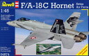1/48 F/A-18C ホーネット (スイス空軍) プラモデル[ドイツレベル]《取り寄せ※暫定》