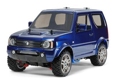 1/10 電動RCカーシリーズ No.614 RCC New Mサイズ 4WDシャーシ(ボディ:スズキ ジムニー)(仮称)...