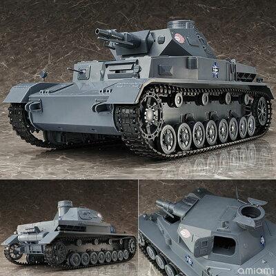 figma Vehicles ガールズ&パンツァー 1/12 IV号戦車D型 本戦仕様[マックスファクトリー]《09月予約》