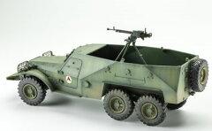 1/35 BTR-152V1装甲兵員輸送車DShK機銃搭載型 プラモデル[スキフ]《在庫切れ》