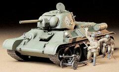 1/35 ミリタリーミニチュアシリーズ No.149 ソビエト T34/76戦車 1943年型…